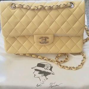 Chanel Classic Double Flap Bag Quilted